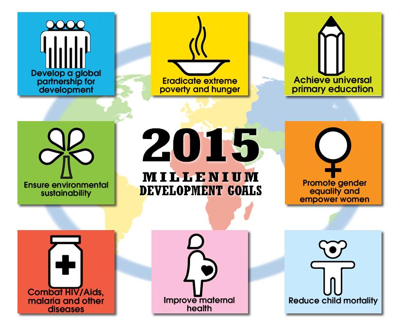 The Millennium Development Goals | Humanium – Together for ...