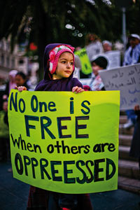 La represión política actual en Siria mata a muchos niños © Bleuman (flickr)