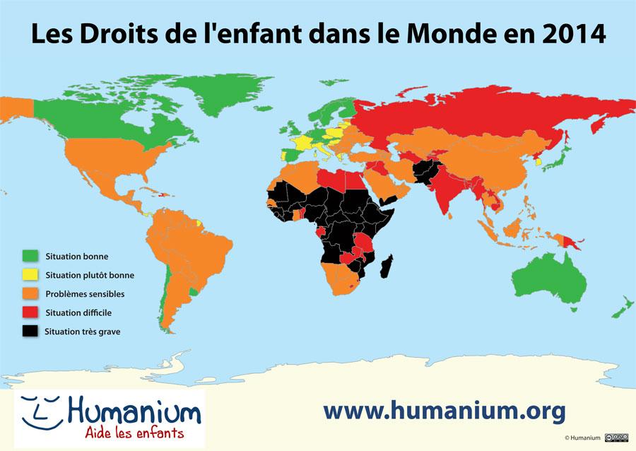 Préférence Les droits des enfants célébrés par les Nations unies et par Google AJ58