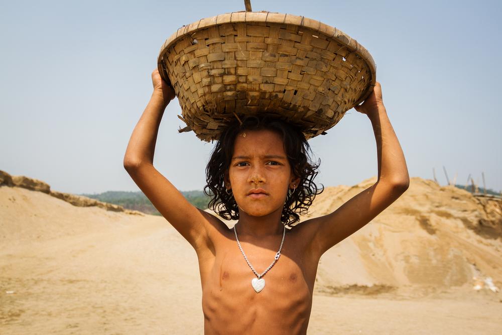 Girl showing vagina indian
