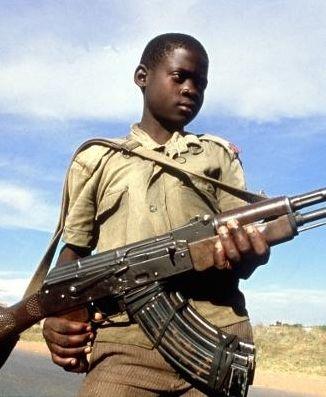 Blind former LRA child soldier, breaks stereotypes
