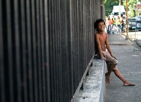 niños de la calle humanium