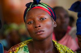 La guerre au Congo : « J'ai été enlevée, violée plusieurs fois, mon mari me rejette mais, malgré cela, je vous regarde dans les yeux ». © André Thiel – Flickr.com