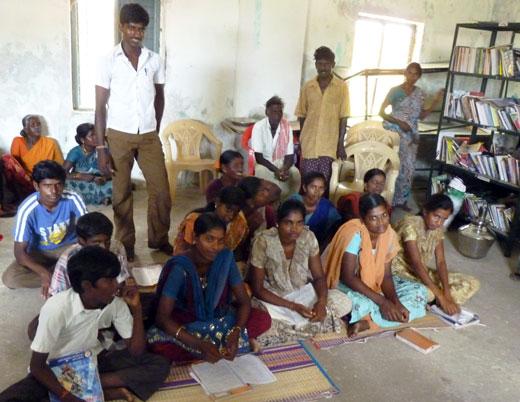 Für Jugendliche aus Eappakkam, die Schwierigkeiten in der Schule habe, gibt es neue Hoffnung, die Schule doch noch erfolgreich abzuschliessen.