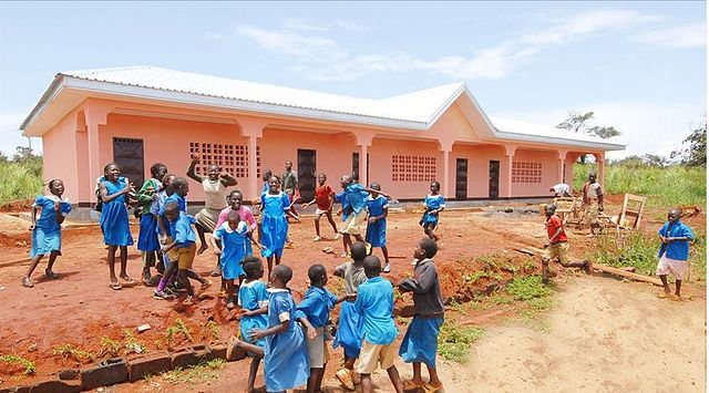 the under education of girls in cameroon humanium